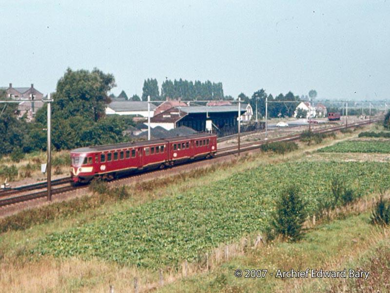 trein aansluiting