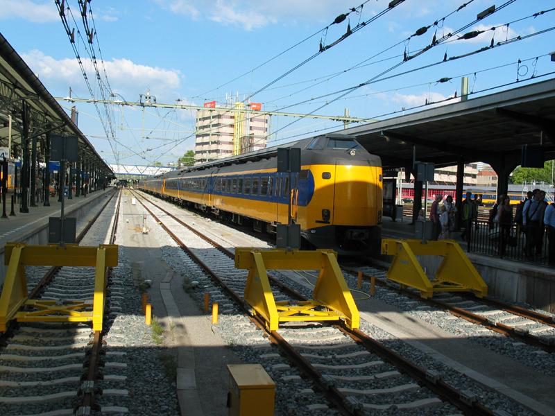 trein naar aken