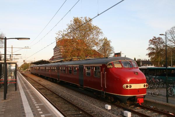italië trein dienstregeling